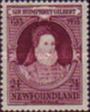 [The 350th Anniversary of the Annexation of Newfoundland to England, Typ EX]