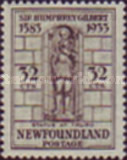 [The 350th Anniversary of the Annexation of Newfoundland to England, Typ EY]