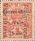 [Postage Stamp of 1911 Overprinted & Surcharged, Typ AC2]