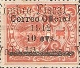 [Postage Stamp of 1911 Overprinted & Surcharged, Typ AD1]