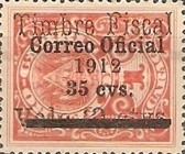 [Postage Stamp of 1911 Overprinted & Surcharged, Typ AD4]