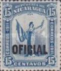 [Postage Stamps of 1911 Overprinted