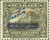 [Official Stamps of 1933 Overprinted in Blue, Typ AT16]