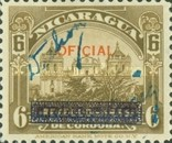 [Official Stamps of 1933 Overprinted in Blue, Typ AT17]