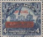 [Official Stamps of 1933 Overprinted in Red, Typ AT3]