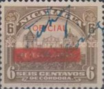 [Official Stamps of 1933 Overprinted in Red, Typ AT5]
