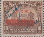 [Official Stamps of 1933 Overprinted in Red, Typ AT6]