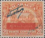 [Official Stamps of 1933 Overprinted in Red, Typ AT8]