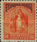 [Postage Stamps of 1892 Overprinted