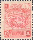 [Postage Stamps of 1896 Overprinted - With or Without Watermark, Typ G]