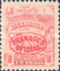 [Postage Stamps of 1896 Overprinted - With or Without Watermark, Typ G6]