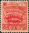 [Postage Stamps of 1896 Overprinted - With or Without Watermark, Typ G7]