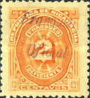 [Postage Due Stamps Handstamp Overprinted in Violet - With or Without Watermark, Typ H1]