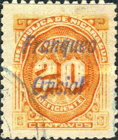 [Postage Due Stamps Handstamp Overprinted in Violet - With or Without Watermark, Typ H4]