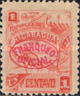[Postage Stamps of 1897 Overprinted - With or Without Watermark, Typ I]
