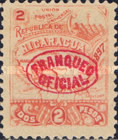 [Postage Stamps of 1897 Overprinted - With or Without Watermark, Typ I7]