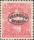[Postage Stamps of 1898 Overprinted - With or Without Watermark, Typ J10]
