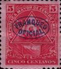 [Postage Stamps of 1898 Overprinted - With or Without Watermark, Typ J3]