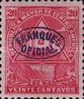 [Postage Stamps of 1898 Overprinted - With or Without Watermark, Typ J6]