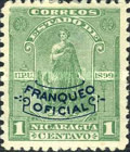 [Postage Stamps of 1899 Overprinted