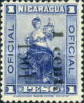 [Postage Stamps of 1898-1899 Overprinted & Surcharged, type M1]