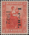 [Postage Stamps of 1898-1899 Overprinted & Surcharged, type N]