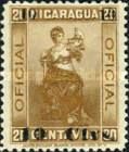 [Postage Stamp of 1899 Surcharged, Typ R]