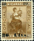 [Postage Stamp of 1899 Surcharged, type R1]