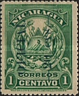 [Postage Stamp of 1907 Overprinted