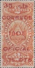 [Tax Stamps Overprinted