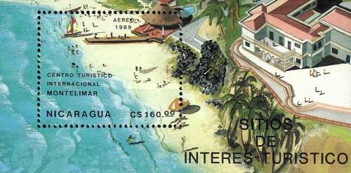 [Airmail - Tourism, Typ ]