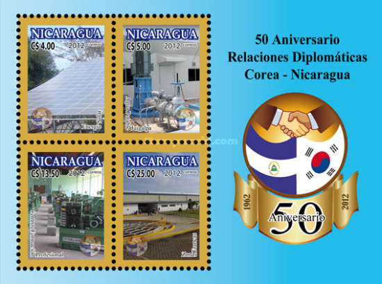 [The 50th Anniversary of Diplomatic relations with South Korea, Typ ]