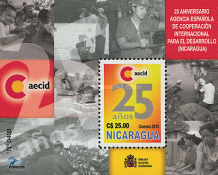 [The 25th Anniversary of AECID, type ]