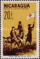 [Airmail - The 100th Anniversary of International Red Cross, Typ ABG]