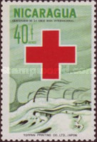 [Airmail - The 100th Anniversary of International Red Cross, Typ ABI]