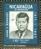 [Airmail - President John F. Kennedy Commemoration, 1917-1963, Typ ABV2]