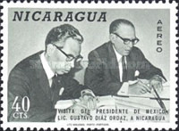 [Airmail - Visit of President of Mexico, type ADY]