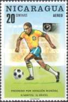 [Airmail - Football World Cup - Mexico, Typ AHB]