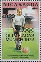 [Airmail - Olympic Games - Munich, Germany - Issues of 1970 Overprinted