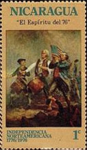 [The 200th Anniversary of the Independence of the United States of America, Typ AQH]