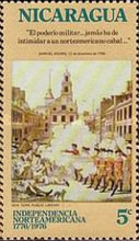 [The 200th Anniversary of the Independence of the United States of America, Typ AQL]