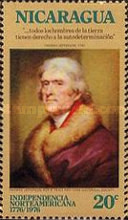[The 200th Anniversary of the Independence of the United States of America, Typ AQO]