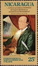 [The 200th Anniversary of the Independence of the United States of America, Typ AQP]