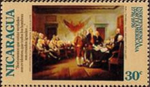 [The 200th Anniversary of the Independence of the United States of America, Typ AQQ]