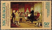 [Airmail - The 200th Anniversary of the Independence of the United States of America, Typ AQT]