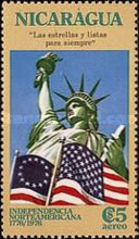 [Airmail - The 200th Anniversary of the Independence of the United States of America, Typ AQV]
