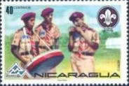 [Airmail - The 14th World Boy Scout Jamboree - Lillehammer, Norway, Typ ARF]