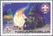 [Airmail - The 14th World Boy Scout Jamboree - Lillehammer, Norway, Typ ARG]