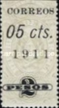 [Revenue Stamp Surcharged