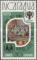[Year of Liberation 1979 and Nicaragua's Participation in Olympic Games 1980 - International Year of the Child, type AZH]